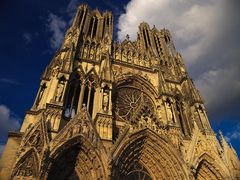 Cathedrale Reims, Reims
