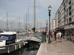 Port de Toulon, Toulon