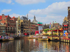 Canaux d'Amsterdam, Amsterdam