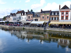 Canaux d'Amiens, Amiens