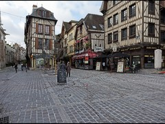 rue champeaux à Troyes, Troyes