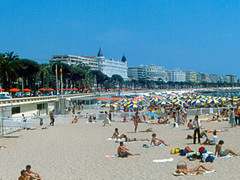 Plage-Cannes, Cannes