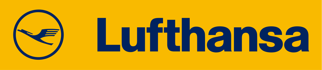 Logo Lufthansa compagnie avion France Europe