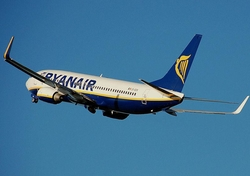 Ryanair compagnie avion low cost France Europe