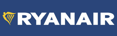 Logo Ryanair compagnie low cost Europe
