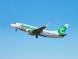 Transavia compagnie low cost Europe