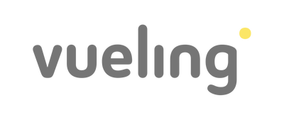 Logo Vueling compagnie low cost Europe