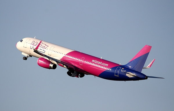 Wizzair compagnie low cost