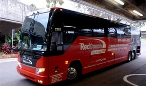RedCoach luxury bus company U.S.