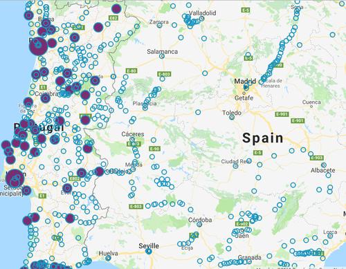 rede expressos porto mapa Rede Expressos Portugal   bilhetes autocarro baratos | ComparaBUS.com rede expressos porto mapa