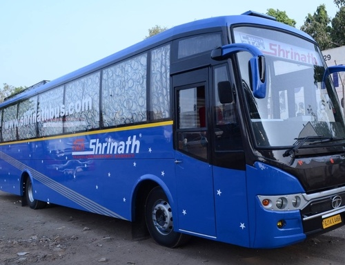Shrinath Travels bus company India cheap bus tickets booking