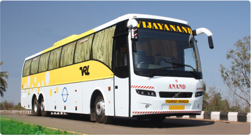 VRL Travels bus company India cheap bus tickets booking