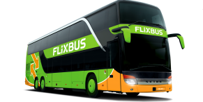 Flixbus bus company in US