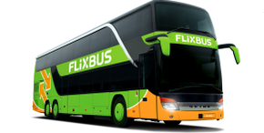 flixbus billets de bus pas chers d s 1. Black Bedroom Furniture Sets. Home Design Ideas