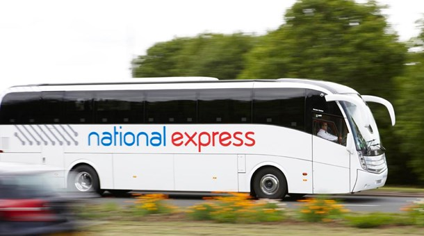 National Express bus company uk
