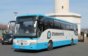 Starshipper Billets bus pas chers France Europe