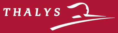 Logo Thalys compagnie ferroviaire Europe