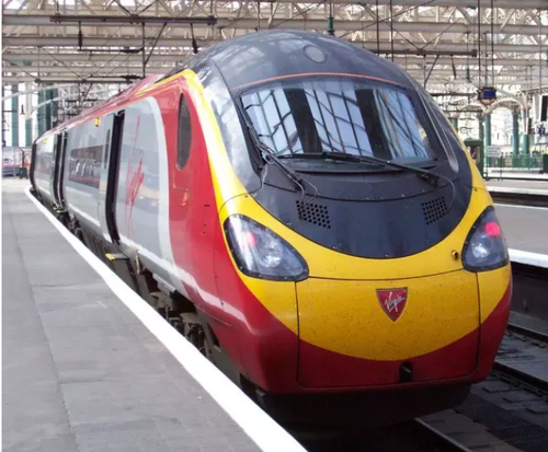 Virgin Trains train company UK cheap train tickets booking