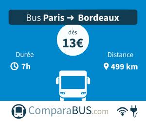 Bus paris bordeaux pas cher d s 15 - Bayonne bordeaux bus ...