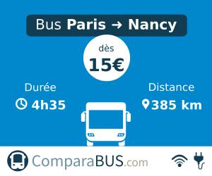 bus paris nancy pas cher d s 1. Black Bedroom Furniture Sets. Home Design Ideas