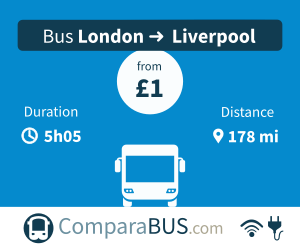 cheap coach london to liverpool