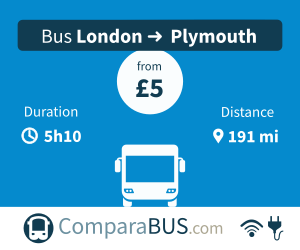 cheap coach london to plymouth