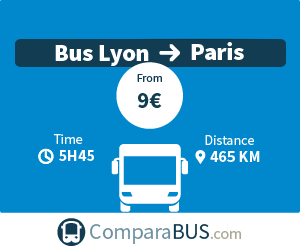Bus Tickets From Lyon To Paris