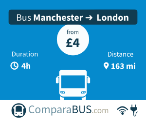 cheap coach manchester to london
