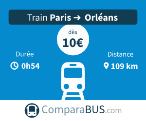 Train paris orleans pas cher