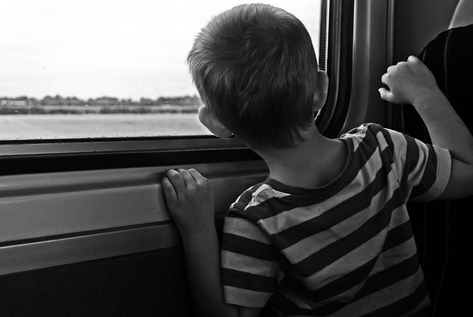 age minimum pour prendre le train seul