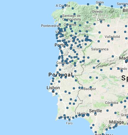 rede expressos porto mapa Lista de empresas de autocarros em Portugal | ComparaBUS.com rede expressos porto mapa